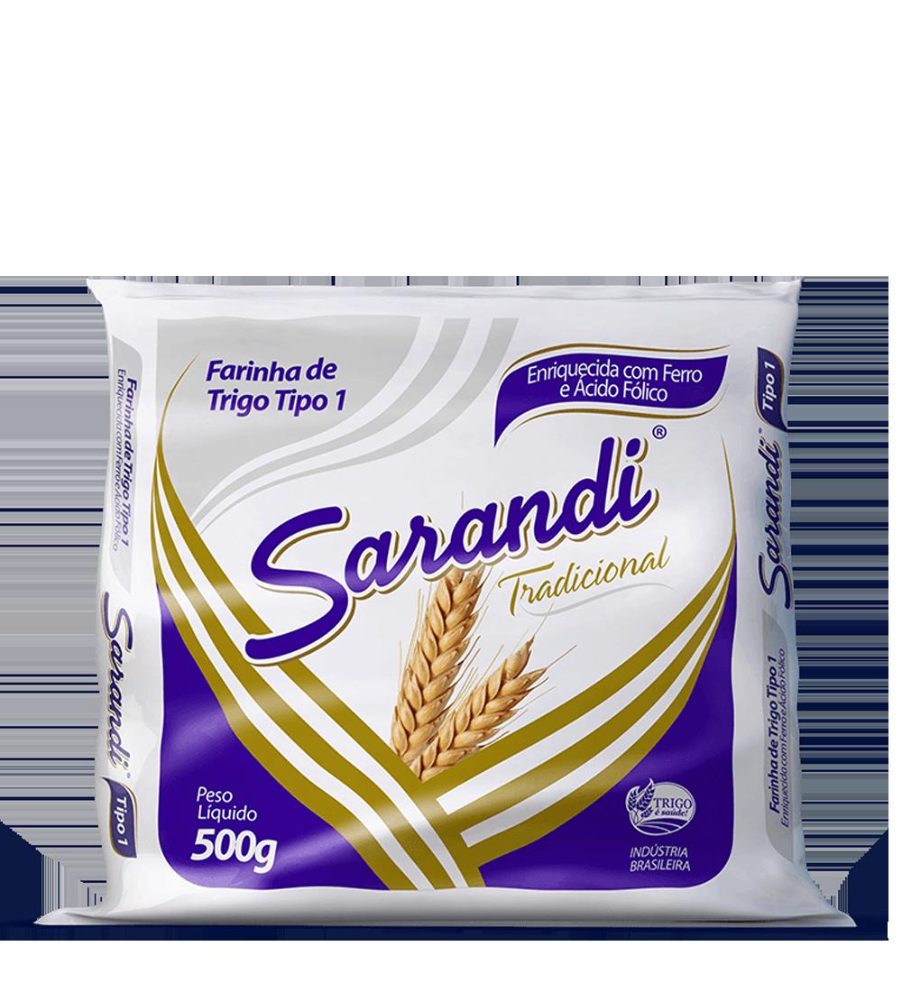 SARANDI TRADICIONAL 500g
