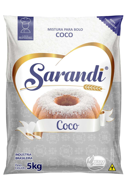 BOLO DE COCO 5kg