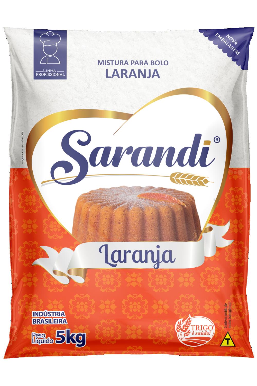 BOLO DE LARANJA 5kg