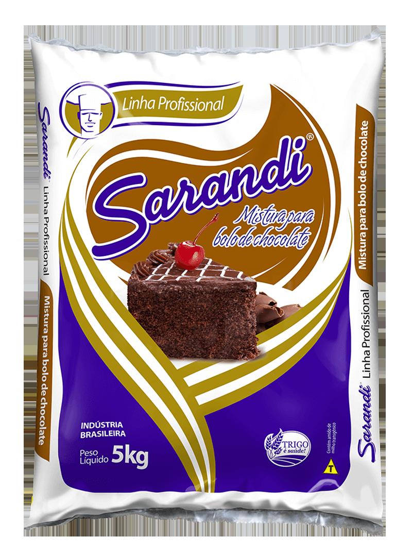 BOLO DE CHOCOLATE 5kg