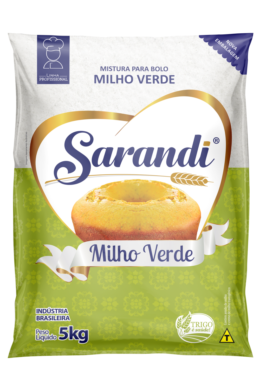 BOLO DE MILHO 5kg