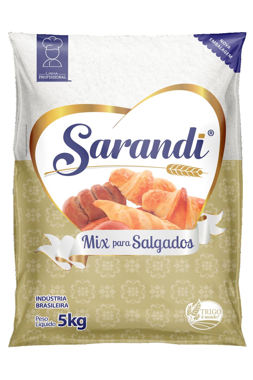 MIX SALGADOS 5kg