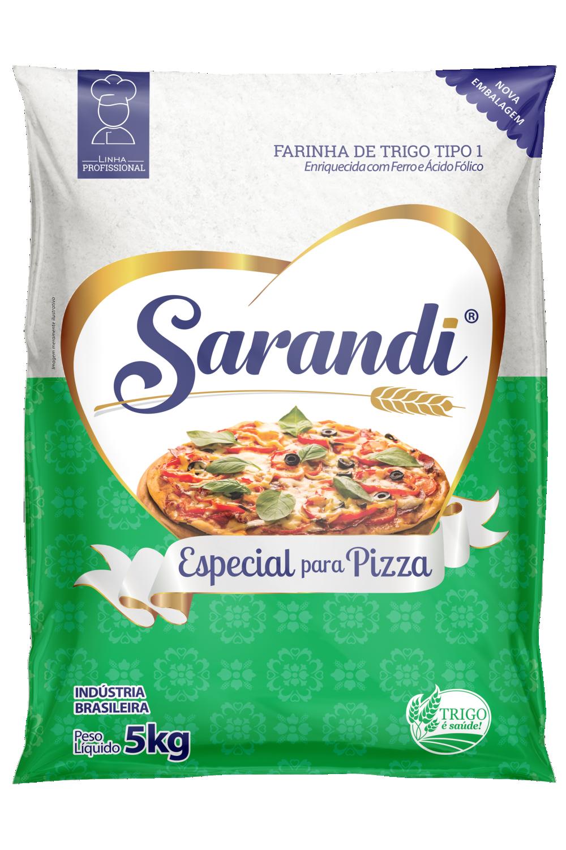 FARINHA ESPECIAL PIZZA 5kg