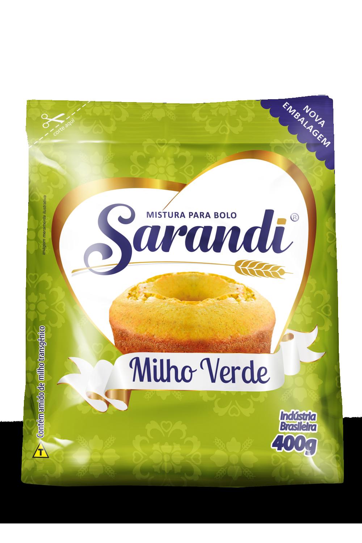 BOLO DE MILHO VERDE 400g
